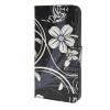 MOONCASE цветок стиль Кожа боковой паз флип Бумажник карты Стенд Чехол чехол для Microsoft Lumia 640 XL / A10