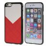 MOONCASE New Style Flexible Soft Gel TPU Silicone Skin Slim Durable чехол для Cover Apple iPhone 6 ( 4.7 inch ) красный crystal 0 45mm slim tpu gel case for iphone 6s 6 4 7 inch grey