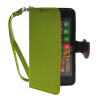 MOONCASE Лич кожи Кожа Флип сторона кошелек держателя карты Чехол с Kickstand чехол для Nokia Lumia 630 Зеленый mooncase лич кожи кожа флип сторона кошелек держателя карты чехол с kickstand чехол для nokia lumia 630 зеленый