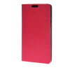 MOONCASE Leather Side Flip Wallet Card Holder Stand Shell Pouch ЧЕХОЛДЛЯ Samsung Galaxy Grand Max G720NO Hot pink