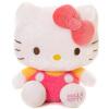 Hello Kitty плюшевая игрушка кукла кукла кукла подушка 17 дюймов классический сидячую KT (красный) KT1338 игрушка для плавания intex плот остров hello kitty 56513