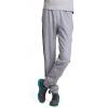 DOUBLE STAR DML0028A Спортивные и спортивные мужские хлопчатобумажные брюки трикотажные спортивные брюки серый XL