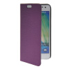 MOONCASE Slim Leather Side Flip Wallet Card Slot Pouch with Kickstand Shell Back чехол для Samsung Galaxy A3 Purple mooncase slim leather side flip wallet card slot pouch with kickstand shell back чехол для samsung galaxy a3 sapphire