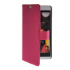 MOONCASE Slim Leather Side Flip Wallet Card Slot Pouch with Kickstand Shell Back чехол для HTC Desire Eye Hot pink mooncase classic cross pattern leather side flip wallet card slot pouch stand shell back чехолдля htc desire 816 hot pink