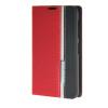 MOONCASE Премиум Слот Синтетический кожаный бумажник флип чехол Чехол карты Стенд чехол для Nokia Lumia 530 Красный