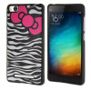 MOONCASE Leopard Flexible Soft Gel TPU Silicone Skin Slim Durable чехол для Cover XiaoMI Rice 4i M4i M4I purple fashionable leopard leather skin hard cover for iphone 5c