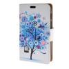 MOONCASE чехол для Alcatel One Touch Pixi 3 (4.0) OT-4013D Leather Flip Wallet Style and Kickstand Case Cover Design / a20 alcatel ot 4013d pixi 3 black pink