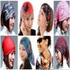 новые 3pcs модных аксессуаров для волос голову платком лоб Bandana шарф наборы аксессуаров для волос esli комплект аксессуаров для волос charmy ethnic
