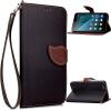 MOONCASE [оставляет магнитных] ремешок на запястье флип - пу - кожаный бумажник карту почты от назад дело прикрытия Huawei Honor 4X