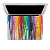 geekid @ MacBook Pro клавиатура пропуск Mac Pro сетчатки 13 наклейки полная клавиатура клавиатуры перегрузки кожу 3M покрытия mac splash and last pro longwear powder устойчивая компактная пудра dark tan