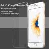 Ainy защитное стекло screen protector с маленьком цветном кряем для iphone 6/ 6S Plus аксессуар защитное стекло ainy 0 25mm для apple iphone 7