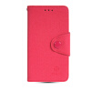 MOONCASE Classic cross pattern Leather Side Flip Slot Pouch Stand Shell Back ЧЕХОЛДЛЯ Samsung Galaxy S5 Mini Hot pink mooncase classic cross pattern leather side flip wallet card pouch stand soft shell чехол для motorola moto g hot pink