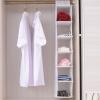 Баотоу (бикой) Оксфорд ткань гардероб висит подвесной мешок висит мешок хранения сумка (6 слоев изысканной висит кухня) чистый белый женский гардероб