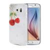 MOONCASE Роскошный Кристалл Bling горный хрусталь жесткого пластика задняя Резина Оболочка чехол для Samsung Galaxy S6 G9200