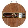 Dub обилие твердой древесины разделочная доска разделочная доска разделочная доска измельчения дерева круглые крылья JP36D (φ36 * 2 см) доска для объявлений dz 1 2 j8b [6 ] jndx 8 s b