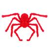 mymei 75cm большой плюшевой паук кукольных игрушка хэллоуин реквизит украшения, аксессуары красного лыжи цикл лыжики пыжики 75cm 1032036