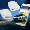Сканер Белый ELM327 OBD2 WiFi автомобилей Авто Диагностика Для IOS Windows PC newest elm327 wifi elm 327 obd2 auto scanner for android