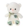Подавленный свинья плюшевой игрушки День Святого Валентина подарок праздник подарок медведь объятие плюшевый мишка кукла подарок Близкий пункт Мишка 75см зеленый мягкие игрушки ebulobo мячик шкатулка мишка