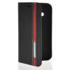 MOONCASE Business style Leather Side Flip Wallet Card Slot Pouch Stand Back чехол для Samsung Galaxy Ace NXT G313H Black mooncase business style leather side flip wallet card slot pouch stand back чехол для samsung galaxy a3 red