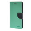 MOONCASE Splice Color Leather Wallet Flip Card Slot Bracket Back чехол для Samsung Galaxy J7 Green mooncase чехол для samsung galaxy core 2 ii duos g355h flip leather wallet card slot bracket back cover green