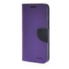 MOONCASE Cross pattern Leather Flip Wallet Card Slot Stand Back чехол для HTC One E9+ E9 Plus Purple mooncase cross pattern leather flip wallet card slot stand back чехол для htc one e9 e9 plus black brown