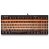 Rapo V500S Backlight Game Механическая клавиатура с подсветкой Клавиатура Игровая клавиатура Компьютерная клавиатура Клавиатура для ноутбука Черный чайный вал