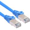 Fuchska (cabos) F07414 ультра-пяти чистый медный кабель шесть категорий супер шесть компьютерных широкополосных линий Гигабитный сетевой кабель сетевой кабель 1,5М синий без экранирования кабель