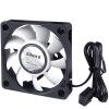 GELID 7см вентилятор (шасси / 2200 об / 3 контактном разъеме вентилятора охлаждения компьютера / Silent7)