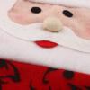 шапку санта - клауса снеговик pringting Xmas картонные декорации