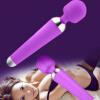 силикон USB перезаряжаемые 10 скорости вибрирующие волшебной палочкой личного массажеры пола toy-360301 массажеры