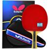 Бабочка (бабочка) 6-звездная ракетка для настольного тенниса двухсторонняя анти-пластиковая доска для настольного тенниса 603 горизонтальная битовая одиночная пленка ракетка для настольного тенниса joola competition gold 59560