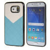 MOONCASE New Style Flexible Soft Gel TPU Silicone Skin Slim Durable чехол для Cover Samsung Galaxy S6 синий юбка new style цвет синий