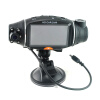 Двойной объектив камеры в авто Видео Регистрация рекордер DVR CAM G-датчика GPS Logger купить временная регистрация через уфмс