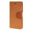 MOONCASE чехол для iPhone 6 Plus (5.5) PU Leather Flip Wallet Card Slot Stand Back Cover Brown mooncase чехол для iphone 6 plus 5 5 pu leather flip wallet card slot stand back cover gold