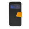 MOONCASE Ultra Slim Leather Side Flip Wallet Stand Pouch ЧЕХОЛДЛЯ Samsung Galaxy S6 Black стоимость