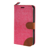 MOONCASE Xperia E4 , Leather Wallet Flip Card Holder Pouch Stand Back ЧЕХОЛ ДЛЯ Sony Xperia E4 Hot pink mooncase чехол для sony xperia m4 aqua wallet card slot with kickstand flip leather back hot pink