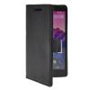 MOONCASE тонкий кожаный бумажник флип сторона держателя карты Чехол с Kickstand чехол для LG Google Nexus 5 Черный