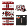 MOONCASE ЧЕХОЛ ДЛЯ Samsung Galaxy Note 5 Flip PU Leather Fold Wallet Card Slot Kickstand Back [Pattern series] /a19 stylish tiger pattern flip open pu leather case w card slot holder for samsung note 3 black