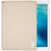 Плюс отличный защитный чехол Apple Ipad Pro Series США 12,9 дюйма сенсорный планшет кожаный защитный чехол / обложка с тиснением мудрая черный планшет apple ipad pro 12 9