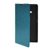 MOONCASE Slim Leather Side Flip Wallet Card Slot Pouch with Kickstand Shell Back чехол для Nokia Lumia 535 Blue mooncase slim leather side flip wallet card slot pouch with kickstand shell back чехол для samsung galaxy a7 beige