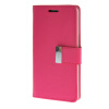 MOONCASE чехол для Samsung Galaxy A5 Flip Leather Wallet Card Slot Bracket Back Cover Pink bear design pu leather flip cover wallet card holder case for samsung galaxy a5 2017