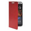 MOONCASE тонкий кожаный бумажник флип сторона держателя карты Чехол с Kickstand чехол для HTC Desire 616 Красный mooncase тонкий кожаный бумажник флип сторона держателя карты чехол с kickstand чехол для htc desire 210 красный