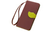 MOONCASE [оставляет магнитных] ремешок на запястье флип - пу - кожаный бумажник карту почты от назад дело прикрытия XiaoMi Mi Note