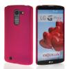 все цены на MOONCASE Hard Rubberized Rubber Coating Devise Back чехол для LG Optimus G Pro 2 F350 Hot pink онлайн