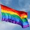 90 х 150 см Радуга Флаг полиэстер для лесбиянок геев бисексуалов транссексуалов флаг ratel вмф россии односторонний 90 х 135 см