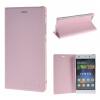 MOONCASE Huawei Ascend P8 Lite ЧЕХОЛДЛЯ Premium PU Leather Pouch Flip Pink