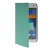 MOONCASE Slim Leather Side Flip Wallet Card Slot Pouch with Kickstand Shell Back чехол для Huawei Ascend G7 Mint Green mooncase чехол для huawei ascend p8 wallet card slot with kickstand flip leather back white