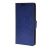 MOONCASE Simple Leather Flip Wallet Card Slot Stand Back чехол для LG G4 Blue mooncase litchi skin золото chrome hard back чехол для cover lg g4 золото