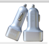 Автомобильное зарядное устройство Ainy EB-025Q с 3-мя USB (3.1A) серебристое автомобильное зарядное устройство ainy eb 018a с 2 мя usb 1a 2 4a черное