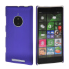 MOONCASE Hard Rubberized Rubber Coating Devise Back ЧЕХОЛ ДЛЯ Nokia Lumia 830 Purple purple rubberized hard back cover for iphone 5c